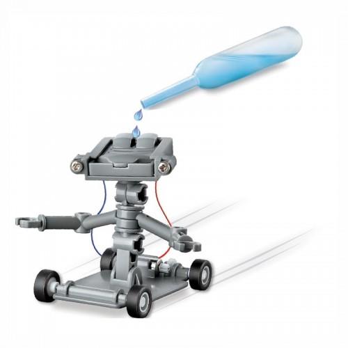 Kidzlabs green science : robot propulsé au sel