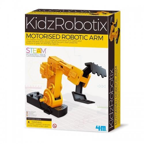 Kidzrobotix : Bras robotique motorisé