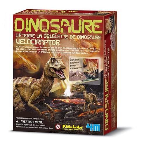 Kidzlabs Dinosaur : Velociraptor