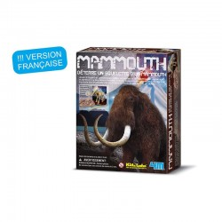 Kidzlabs : Déterre ton mammouth