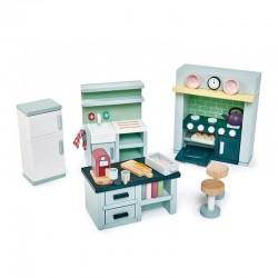 Meubles de poupées: Cuisine