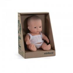 Poupée bébé asiatique