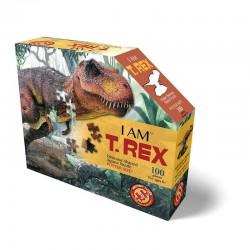 Puzzle I am : T-rex