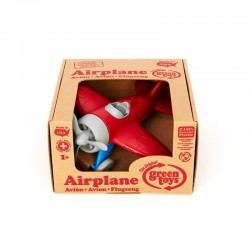 Green Toys Avion rouge