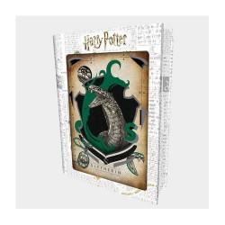 Harry Potter Serpentard 3D - boite métal