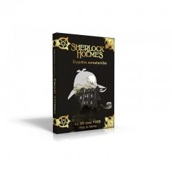 BD dont vous êtes le héros : Sherlock Holmes enquetes Surnaturelles