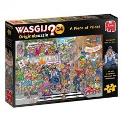 Wasgij-Original : A Piece of Pride