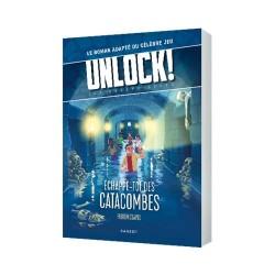 Unlock ! Escape-Geeks Echappe toi des catacombes