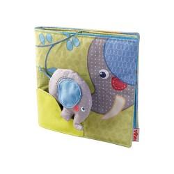 Livre en tissu Elephant Egon