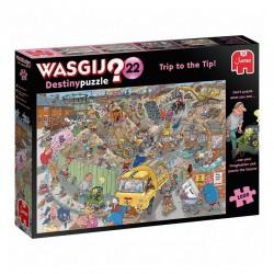 Wasgij-Destiny : Trip to the Tip!