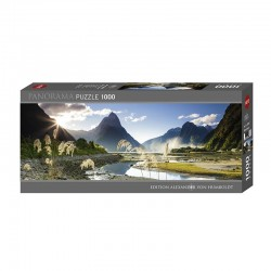 Puzzle AvH : Milford Sound