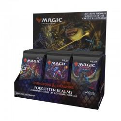 Magic : Booster d'extension D&D Forgotten Realms