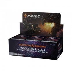 Magic : Booster de draft D&D Forgotten Realms