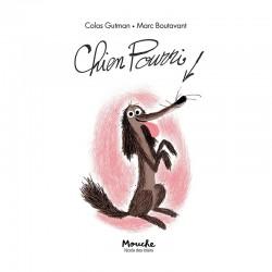 Livre Chien Pourri de Gutman-Boutavant