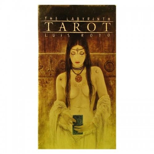 Tarot Labyrinth Fournier