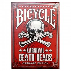 Bicycle : Karnival death heads carnage ed.