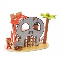 Arty Toys : Ze pirat island