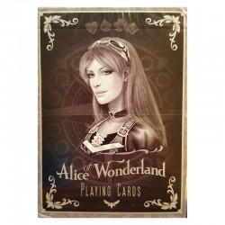 USPC : Alice in Wonderland Argent
