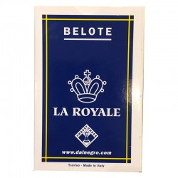 Jeu de 32 cartes La Royale