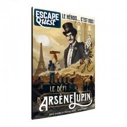 Escape Quest : Le défi d'Arsène Lupin