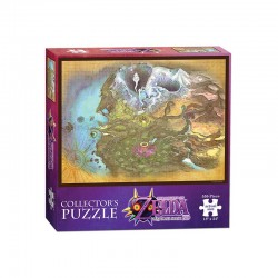 Puzzle The Legend of Zelda Majora's Mask Map