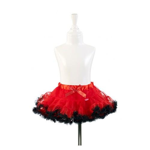 Tutu Elvira rouge