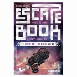 Escape Book : Le Dirigeable du Professeur