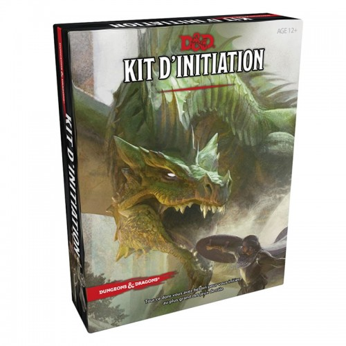 Dungeons & Dragons : Kit d'initiation