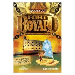 Escape Book Junior Fort Boyard