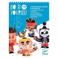 Do it yourself : Personnages animés, à l'abordage