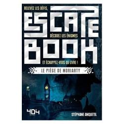 Escape Book : Le Piège de Moriarty