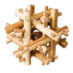 Casse-Tête Fridolin Bambou Baguettes Magiques