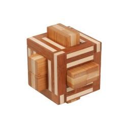 Casse-Tête Fridolin Bambou Quadrature