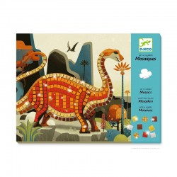 Mosaïques : Dinosaures