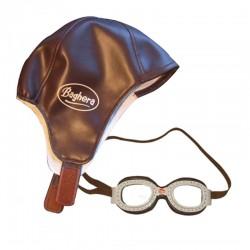 Set de course (bonnet + lunettes)