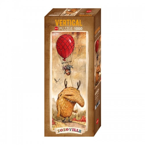Zozoville : Red Balloon (Dineen)