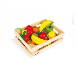 Cagette 12 fruits