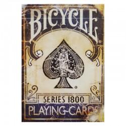 Bicycle : 1800 series bleu