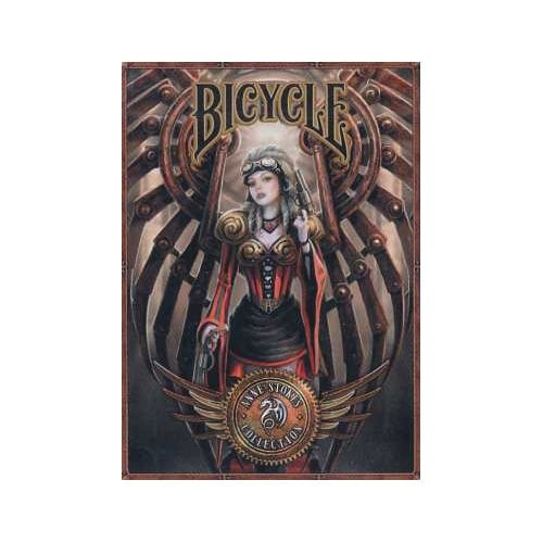 Bicycle : Anne Stokes 3