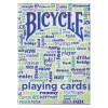 Bicycle : Table Talk Bleu/Rouge