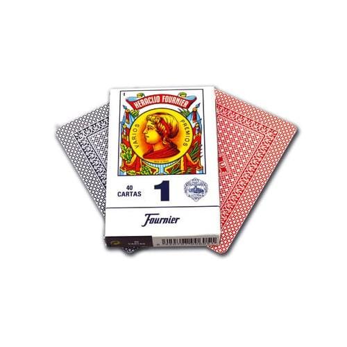 Cartes espagnoles Fournier