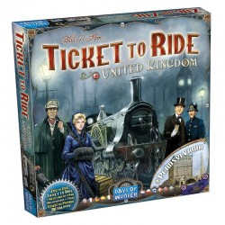 Les Aventuriers du Rail : Royaume-Uni/Pennsylvannie