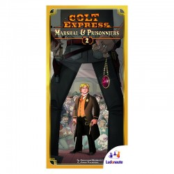 Colt Express : Marshall et Prisonniers