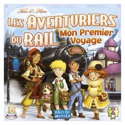 Les Aventuriers du Rail : Mon Premier Voyage Europe