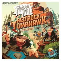Flick'Em Up ! : Red Rock Tomahawk