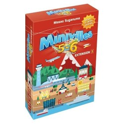 Minivilles : extension 5/6 joueurs