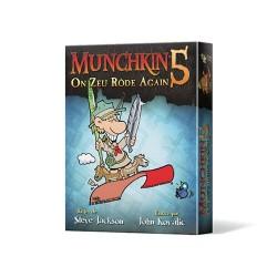 Munchkin 5 : On zeu rôde again