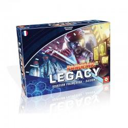 Pandemic Legacy Saison 1 : Boite Bleue
