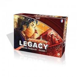 Pandemic Legacy Saison 1 : Boite Rouge