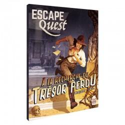 Escape Quest : A la recherche du trésor perdu